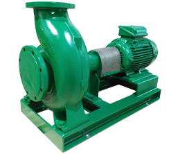 Horizontal centrifugal Azcue pumps