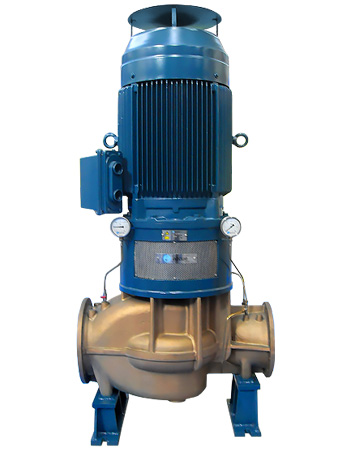 Vertical centrifugal Azcue pumps